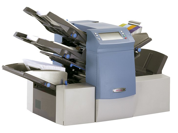 Folding Machine Benefits - SI3300