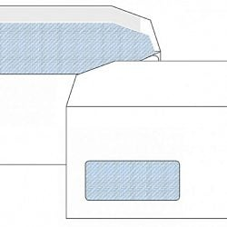 DL Window Envelopes White Top Loaded