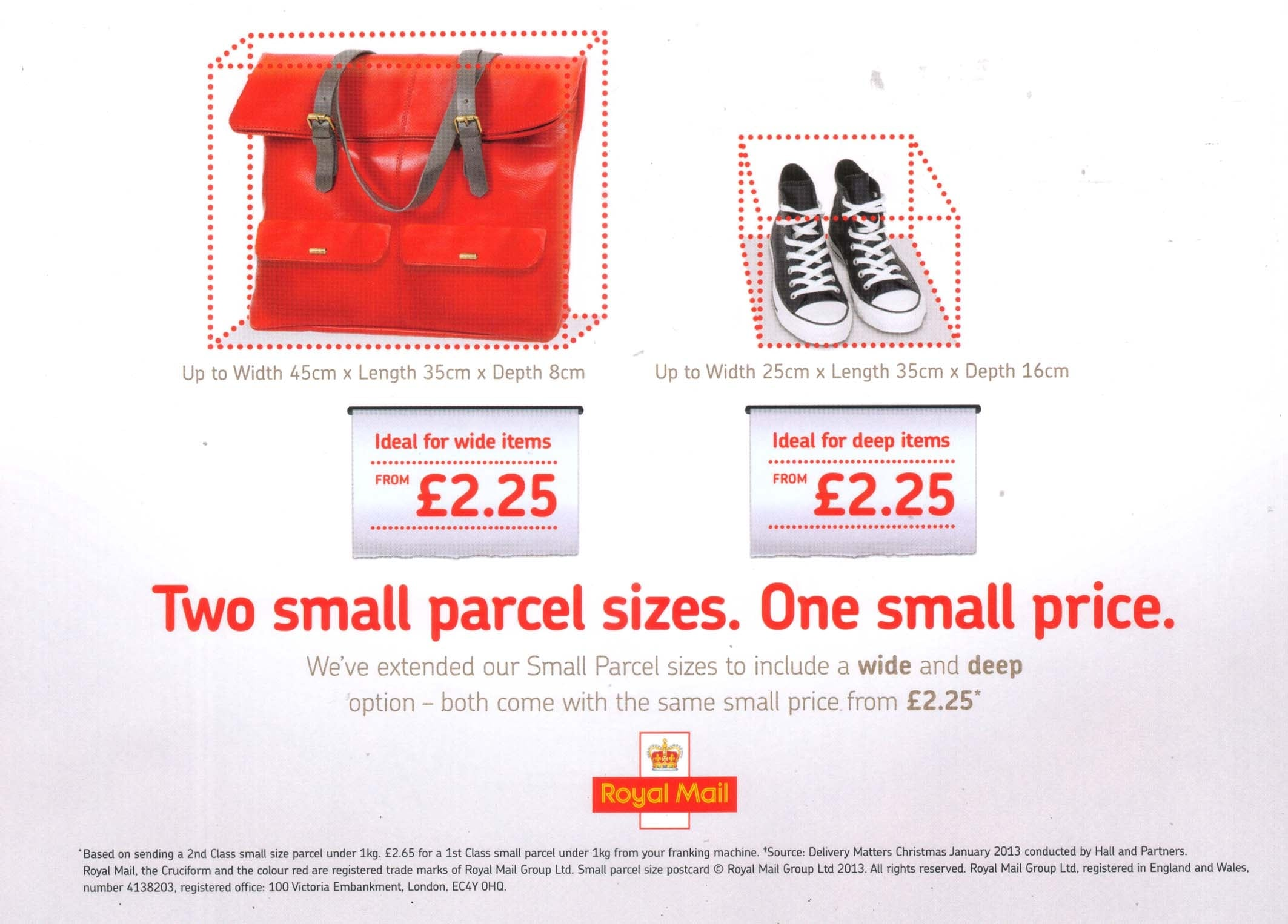 Royal Mail Parcel Sizes – Articleblog info