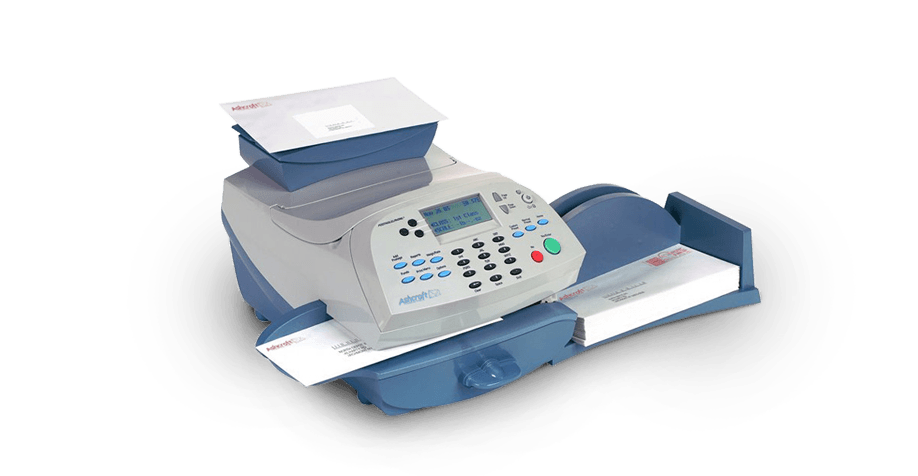 Low Volume Franking Machines For Small Businesses Uk