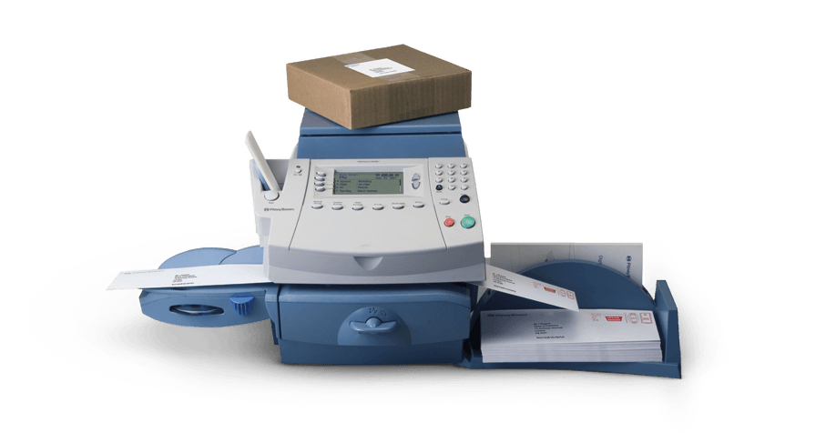 AS280 Mailmark Semi-Automatic Digital Franking Machine