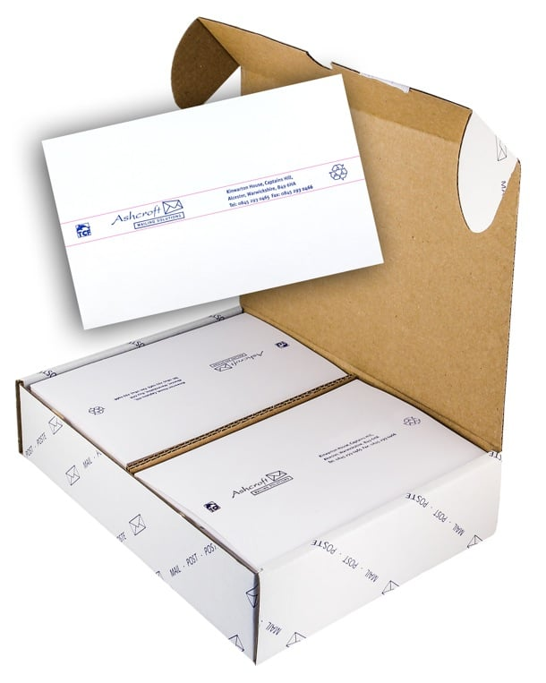2 on 1 Franking Machine Labels