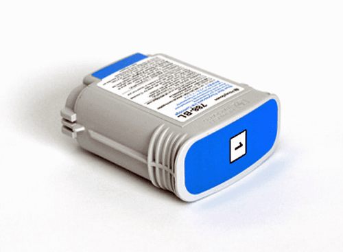 Pitney Bowes Connect+ Genuine Ink Cartridge - Blue Standard Capacity