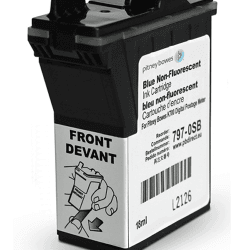 Pitney Bowes DM50/DM55/DM60 Genuine Ink Cartridge