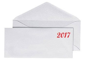 New 2017 Royal Mail postage prices effective today!