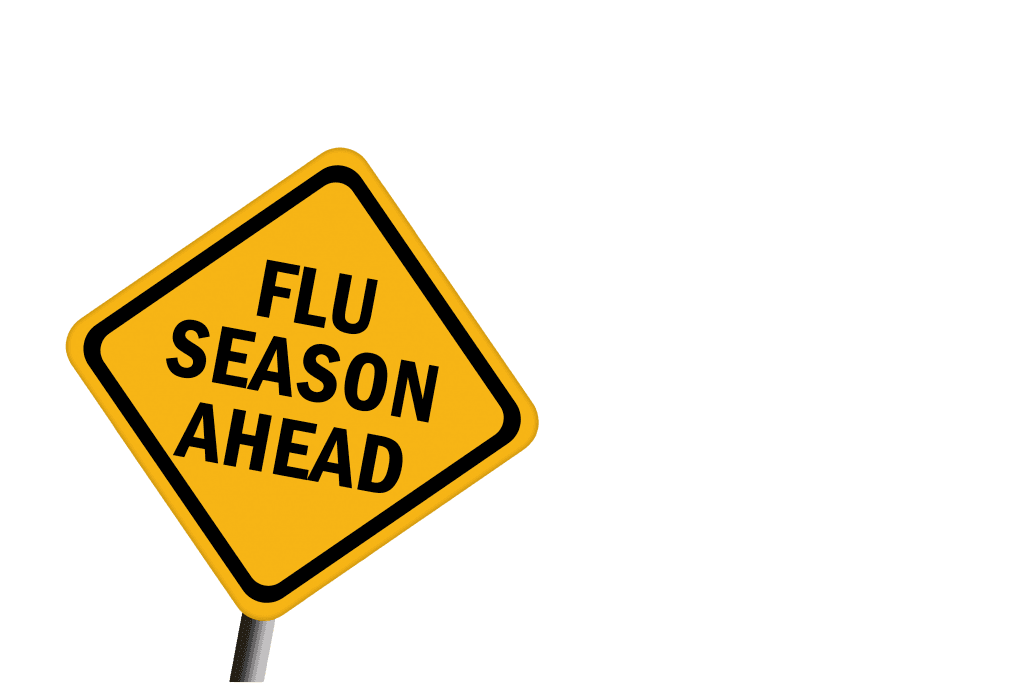 Flu Season Ahead - Save time and money with Mailmark