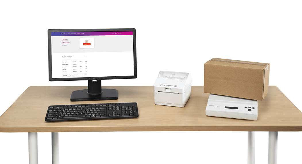 SendPro online solution for sending parcels