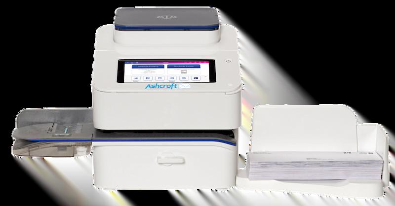 SendPro C Mailmark Franking Machine